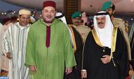 SM el Rey Mohammed VI llega a Manama