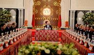 SM el Rey preside en el Palacio Real en Tánger un Consejo de Ministros