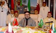 SM el Rey pronuncia un Disurso ante ante la Cumbre Marruecos -Países del Golfo en Riad