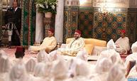 SM el Rey, Amir Al Muminin, preside en Casablanca una nueva charla religiosa del mes de Ramadán