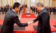 Asociación estratégica Marruecos/China: SM el Rey preside en Pekín la ceremonia de firma de varios convenios de asociación pública/privada