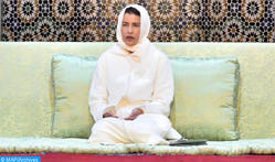 SAR la Princesa Lalla Meryem preside una velada religiosa en conmemoración del vigésimo aniversario del fallecimiento del difunto SM Hassan II