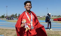JOJ 2018/atletismo: El atleta Anas Essayi ofrece a Marruecos su segunda medalla de plata