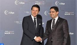 Marruecos aboga por una solución política y consensuada en Libia (Bourita)