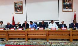 Una delegación estadounidense prospecta en Dajla las oportunidades de cooperación y de inversión