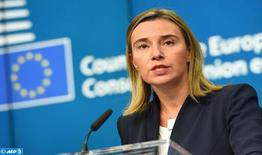 La UE quiere intensificar la cooperación con Marruecos para frenar la migración irregular en el Mediterráneo Occidental (Mogherini)