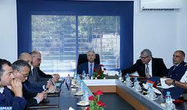 Firmado un memorando de entendimiento en materia de seguridad de la aviación civil entre Marruecos,  Gran Bretaña e Irlanda del  Norte