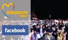 Facebook se asocia a Marruecos-Culturas en la XVII edición del Festival Mawazine-Ritmos del Mundo