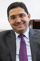 Nasser Bourita: Ministro de Asuntos Exteriores y Cooperación Internacional