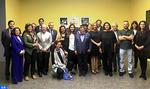 Qotbi se reúne con el director de la Feria Internacional de Arte Contemporáneo de Madrid