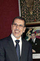 Saad Eddine El Othmani, jefe del Gobierno