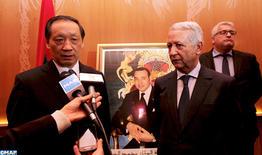 Marruecos y China buscan reforzar su cooperación en el ámbito del turismo