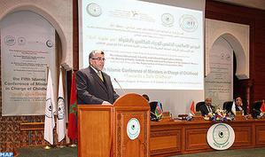 SM el Rey dirige un mensaje a la V Conferencia Islámica de Ministros Encargados de Asuntos de la Infancia