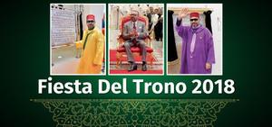 FIESTA DEL TRONO 2018