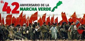 EL 42 ANIVERSARIO DE LA MARCHA VERDE