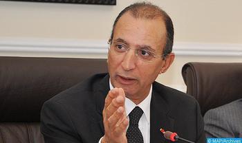 El ministro del Interior insta a responsables, cargos electos y sociedad civil a adherirse a la movilización por el desarrollo de la provincia de Alhucemas