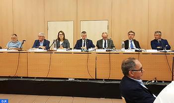 Marruecos participa en el Comité de Cuenca del Ródano Mediterráneo en Lyon