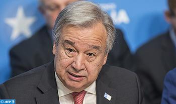 El SG de la ONU cita como ejemplo los esfuerzos de Marruecos para promover las energías limpias
