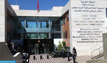La cocaína incautada en el puerto de Casablanca es de una pureza del 97% (BCIJ)