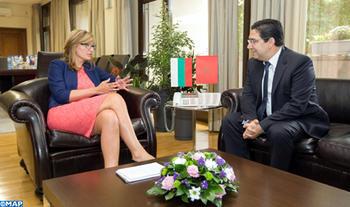 Bulgaria aprecia los esfuerzos serios de Marruecos para encontrar una solución duradera a la cuestión del Sahara marroquí