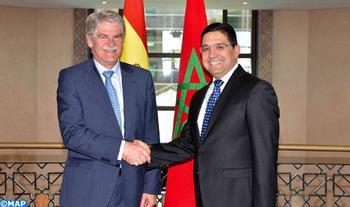 Marruecos y España mantienen una cooperación ejemplar en la lucha contra la migración clandestina y el terrorismo (Burita)