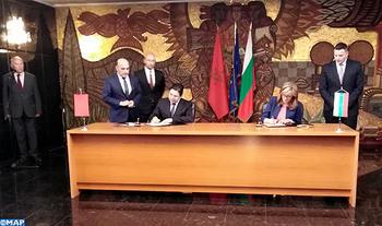 Marruecos y Bulgaria firman un memorándum de entendimiento para reforzar la formación en el ámbito de la diplomacia