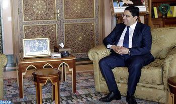 Gran convergencia entre la visión de SM el Rey Mohammed VI en la política africana y la de los países del G5 Sahel (Burita)