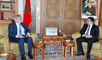 Marruecos condena vigorosamente los disparos del ejército israelí contra los manifestantes pacíficos a lo largo de la frontera con la Franja de Gaza (Bourita)