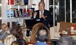 Khalil Hachimi Idrissi presenta su nuevo poemario en Casablanca