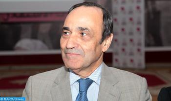 El Malki representa a SM el Rey en la ceremonia de investidura del presidente Erdogan