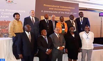 La Presidencia del Ministerio Público elegida miembro de la oficina ejecutiva de la Asociación de Procuradores de África