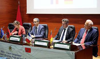 Marruecos y la UE lanzan su hermanamiento para reforzar el sector energético marroquí