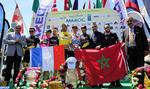 El francés David Rivière gana la Vuelta Ciclista de Marruecos
