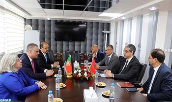 Marruecos y Portugal estudian la construcción de una interconexión eléctrica