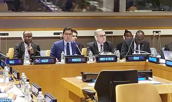 Marruecos y Unicef organizan en Nueva York encuentro sobre la cooperación Sur-Sur para el desarrollo de la pequeña infancia