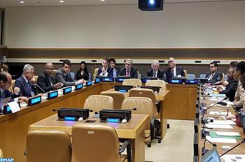 Marruecos organiza en la ONU encuentro sobre cooperación Sur-Sur frente al cambio climático