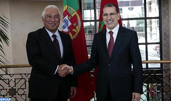 Marruecos y Portugal reiteran su voluntad de dar un nuevo impulso a su cooperación bilateral