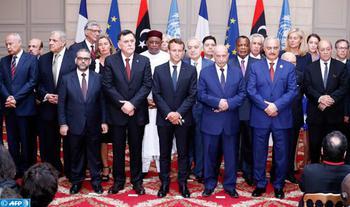 Marruecos participa en París en una conferencia internacional sobre Libia organizada bajo los auspicios de la ONU