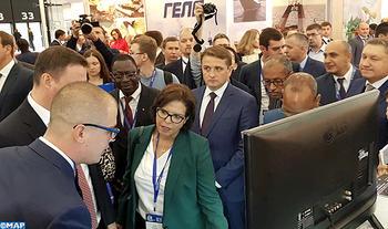 Russia SeaFood Expo: Marruecos expone su saber hacer en el ámbito de la pesca