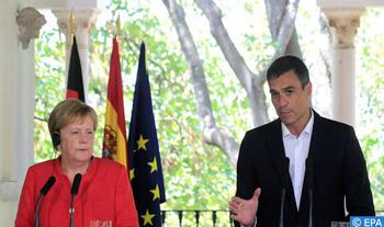 Migración: Madrid y Berlín abogan por la intensificación de la cooperación con Marruecos