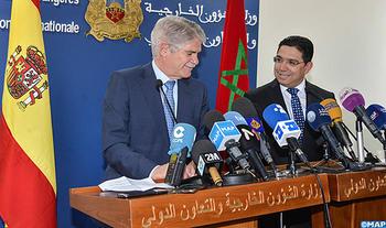 Marruecos puede contar con España como socio y amigo en la UE (MAE español)