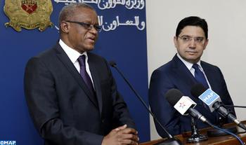 Marruecos y el G5 Sahel obran por la seguridad y la prosperidad económica de la región del Sahel (secretario permanente del G5 Sahel)