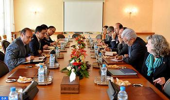 Decisión de EE.UU. de reconocer Al Qods como capital de Israel: Bourita convoca a la encargada de negocios de la embajada de EU.UU. en Rabat y a los embajadores de Rusia, China, Francia y el Reino Unido (comunicado)