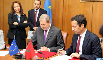 Marruecos y la UE se comprometen con el desarrollo social y la competitividad del sector privado