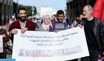 Las familias de las víctimas de Gdim Izik expresan al SG de la ONU su sorpresa con respecto a los móviles de incluir su dosier en el del conflicto relativo al Sáhara