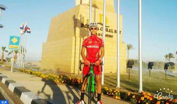 El equipo marroquí de ciclismo gana el 46 Tour Internacional de Egipto