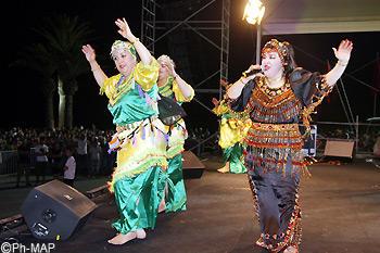 Le groupe de flamenco Almainova et Tachinouite enflamment le public du festival d'Al Hoceima