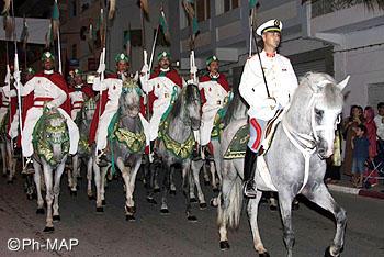 Al Hoceima vit au rythme des festivités de la Fête du Trône