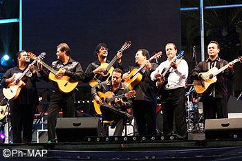 Les Gipsy King clôturent le 6ème festival méditerranéen d'Al Hoceima