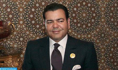 SAR el Príncipe Moulay Rachid recibe a SAR el Príncipe Radu de Rumania
